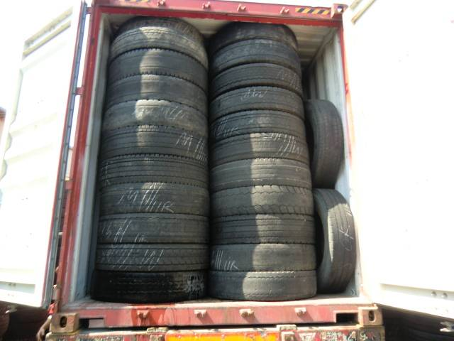 New/Used/Casing Tires