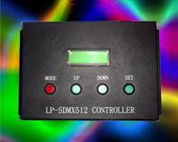MC-001 DMX 512 Video Controller
