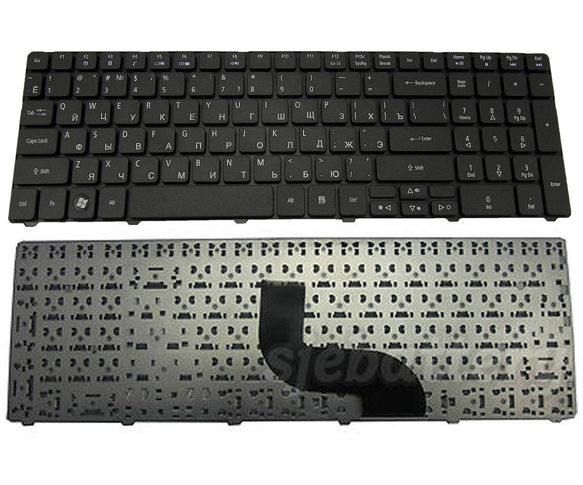 Wholesale laptop keyboard for Acer 5810 RU version/ layout