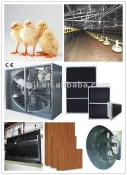 50 inch poultry fan