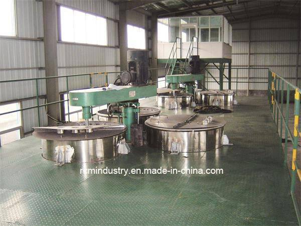 Platform Dispersion Machine for Mass Production Paint