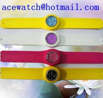 silicone watch silica gel wristwatches E