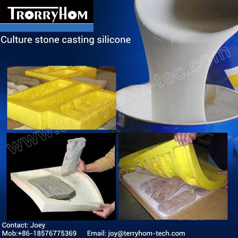 Concrete/Stone casting Silicone Rubber
