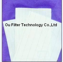 Antistatic filter cloth