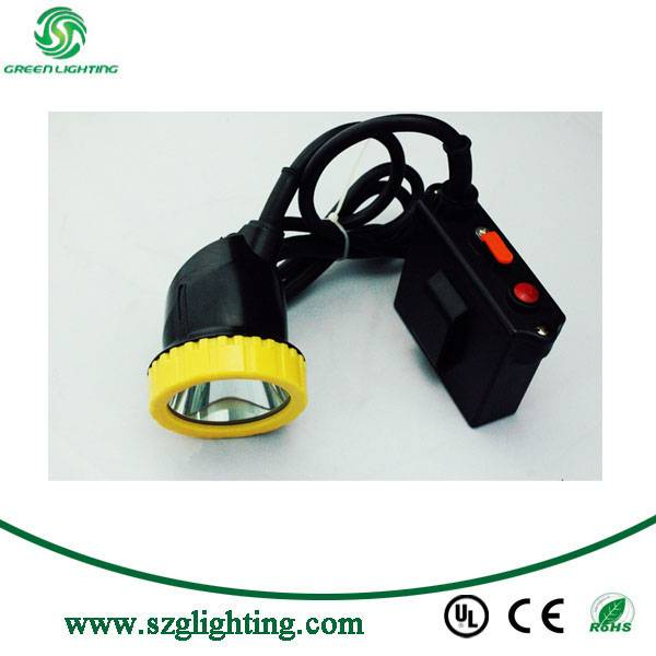 50000 Lux High Brightness Coal Mining Cap Lamps for Sale