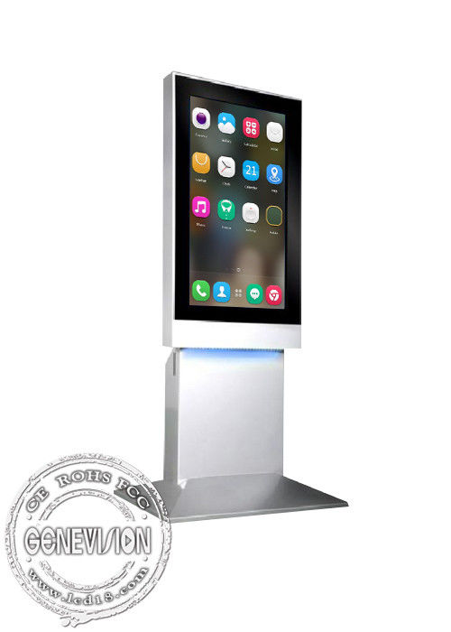 Lcd advertising Touch Screen Kiosk player