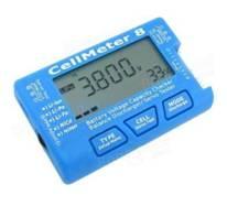 Ceiimeter-8 battery tester LiPo LiFe Li-ion NiMH battery
