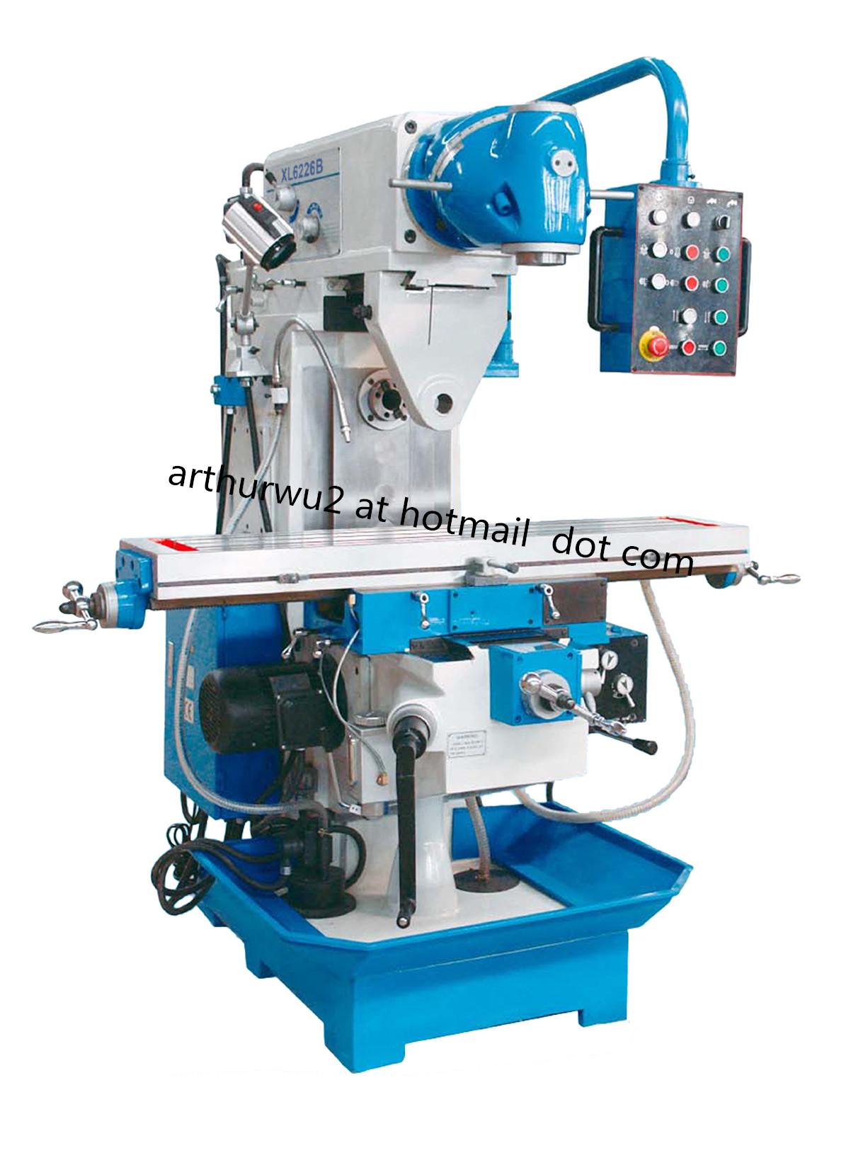 XL6226B Universal Milling Machine