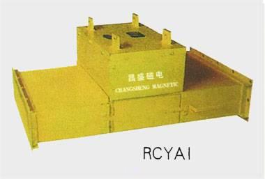 Series RCYAI. RCYAII Pipe Permanent Magnetic Separators