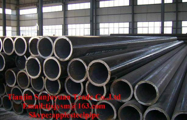 ASTM A53 Gr. B Seamless Steel Pipes