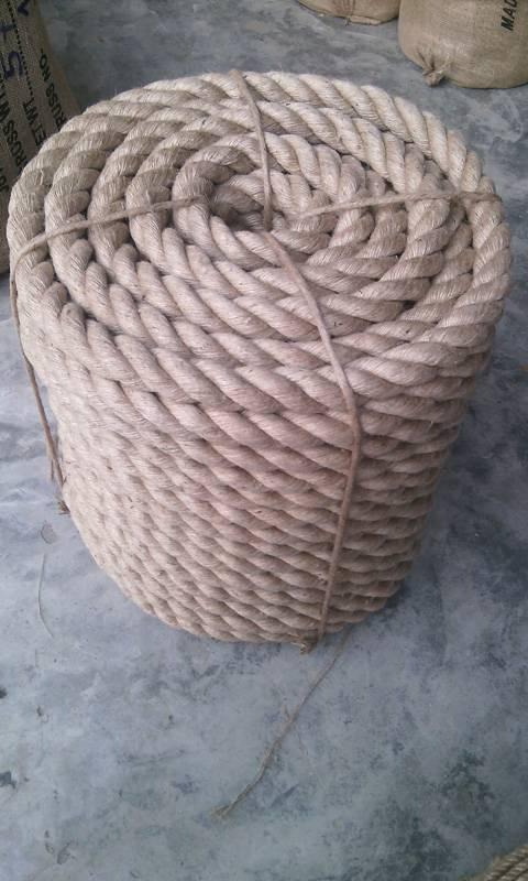 Supplying of Jute Rope, Jute Yarn, Coir Rope, Coir Mat & so on from Bangladesh.
