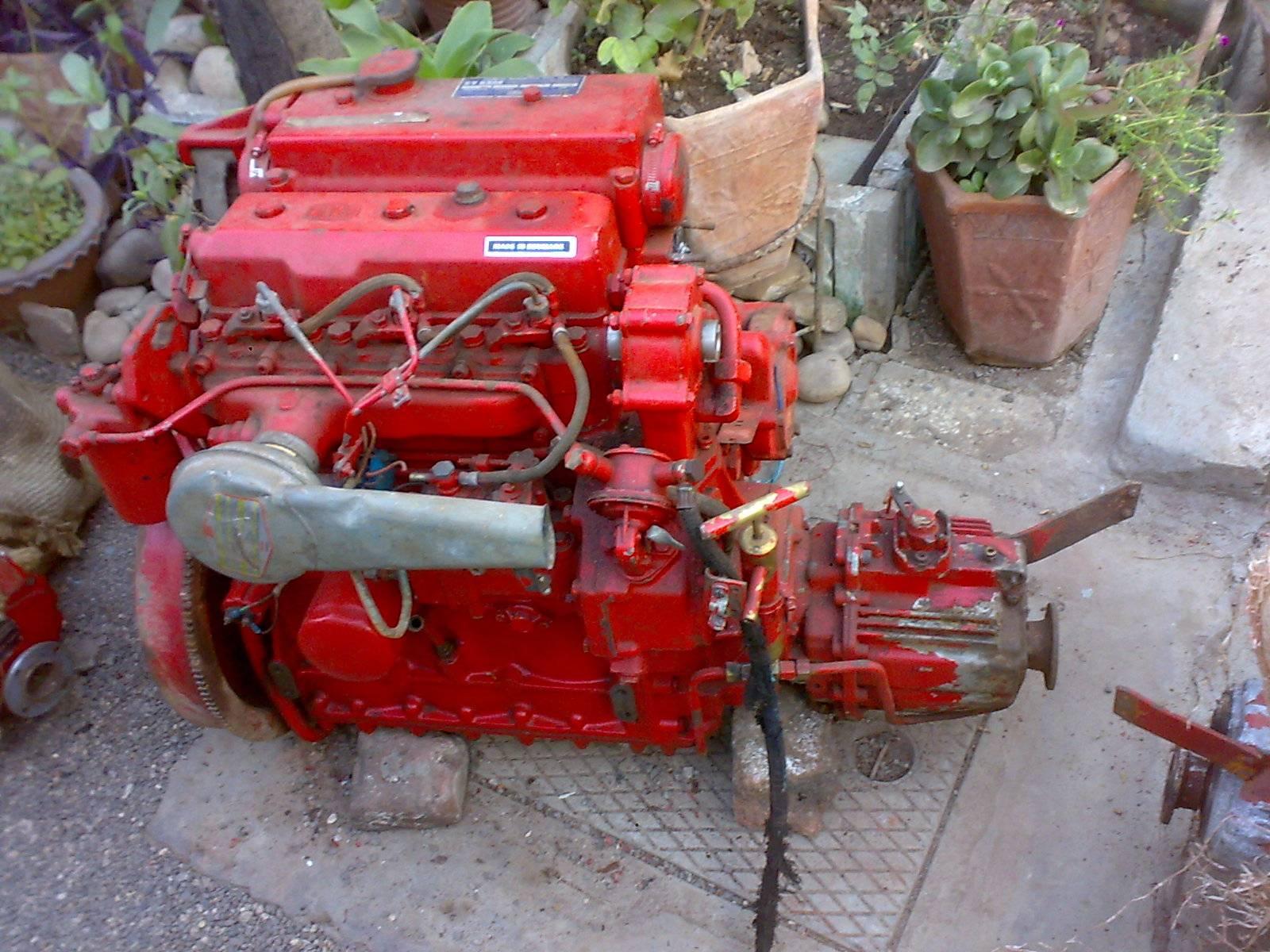 Bukh DV 36 Boat Engine