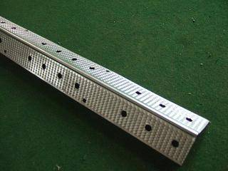 Perforated Corner Bead