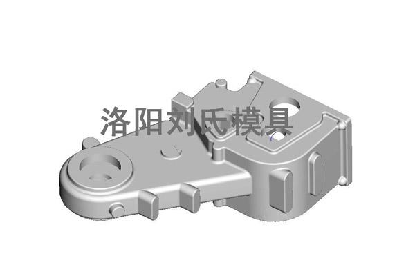 gear box body