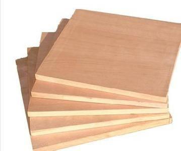 Okoune Blockboard For Decoration/Furniture/Construction