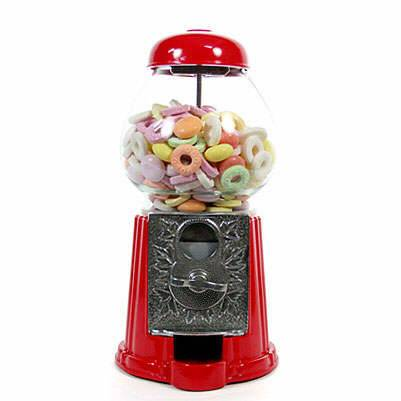 candy or gumball machine