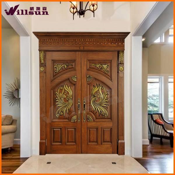 teak wood main door designs