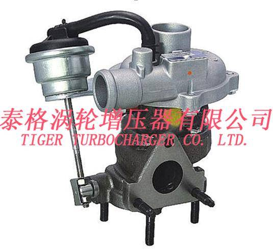 high quality of turbocharger 54391523003 for TATA