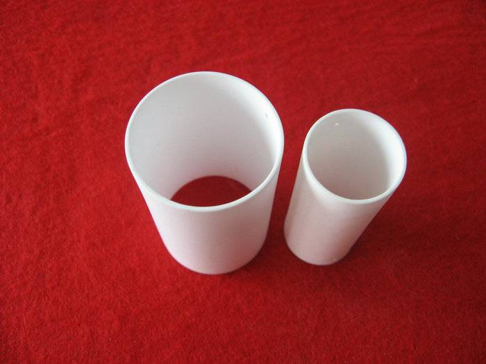 high alumina ceramic pipe