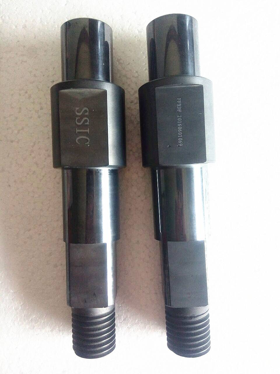 pressureless sintered sic ceramic pump shaft
