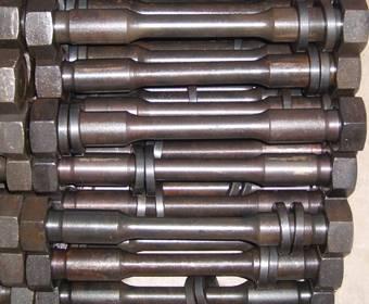 hydraulic breaker through bolts,side bolts