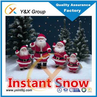 Christmas decorative instant fake snow powder