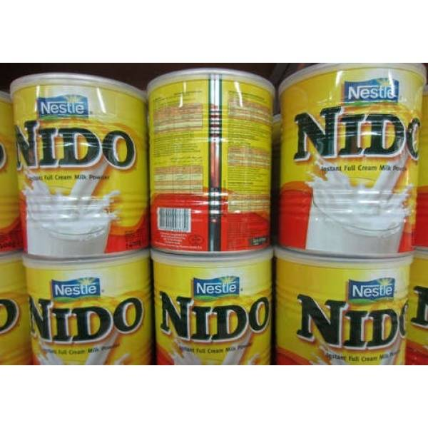 NIDO INSTANT FULL CREAM MILK POWDER