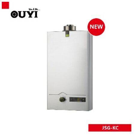 2016 New Indian Type Design Flue Pipe Stainless Steel Gas Water Heater