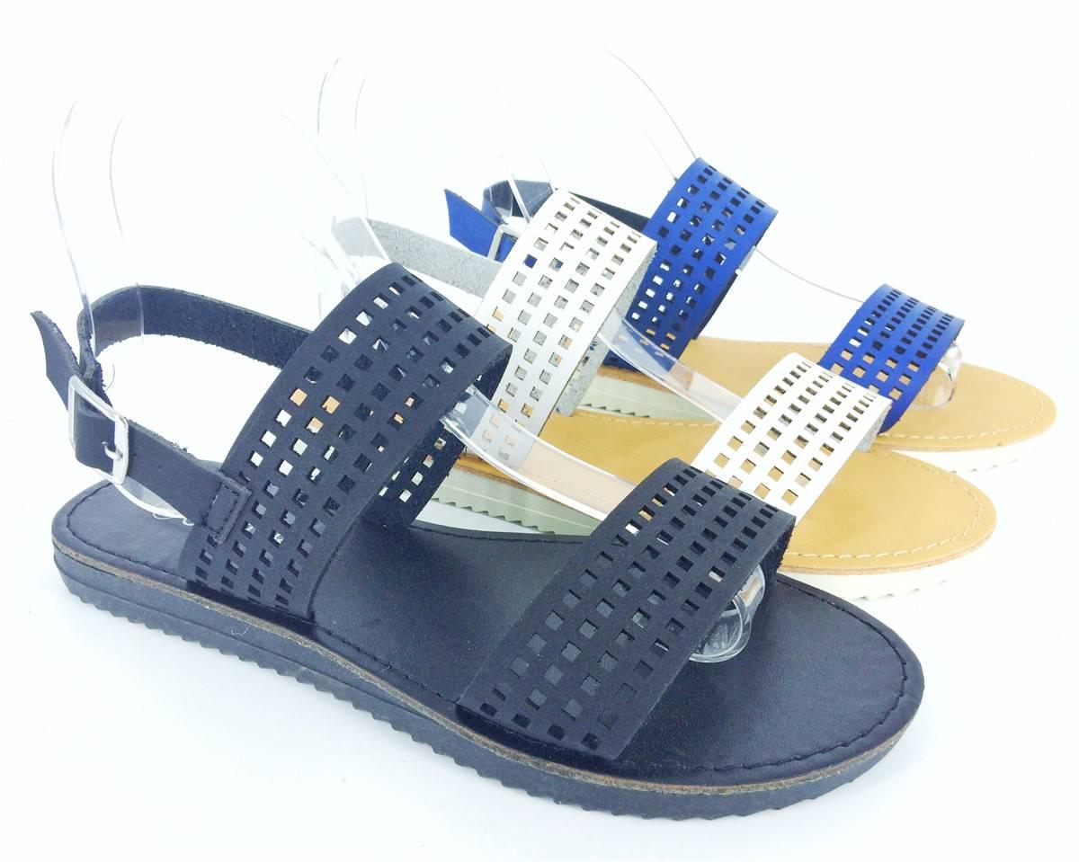 2016 New Fashion Ladies Flat Sandals
