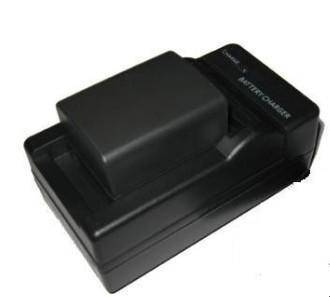 Digital Camera Battery for Canon Bp808/809 Decode