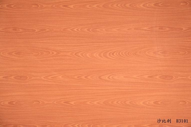Wood Grain Decor Paper For Furniture and floor surface