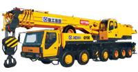 XCMG QY80K Truck Crane
