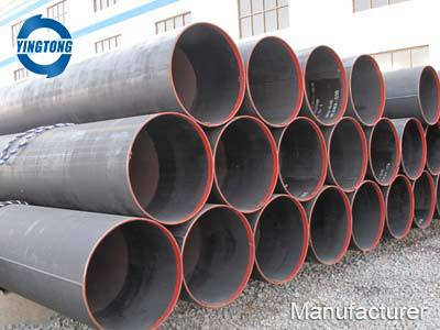 China steel pipe and fittings