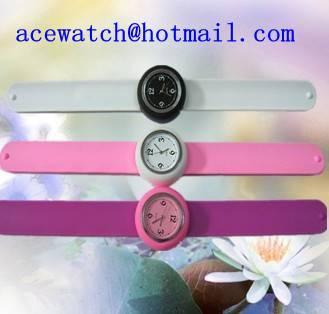 silicone watch silica gel wristwatches B