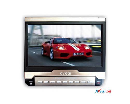 7 In-Dash Car LCD Monitor 7008T
