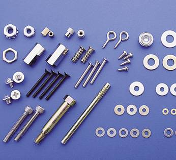 Nuts parts and cnc turning