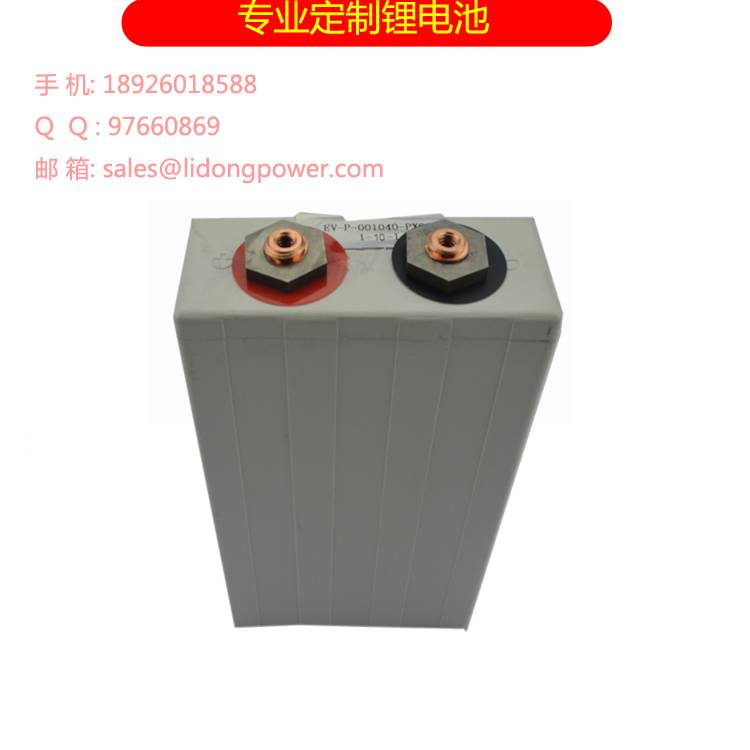 UN38.3 Approved LiFePO4 Battery 3.2V 40Ah Lithium Iron Phosphate Battery For Solar System