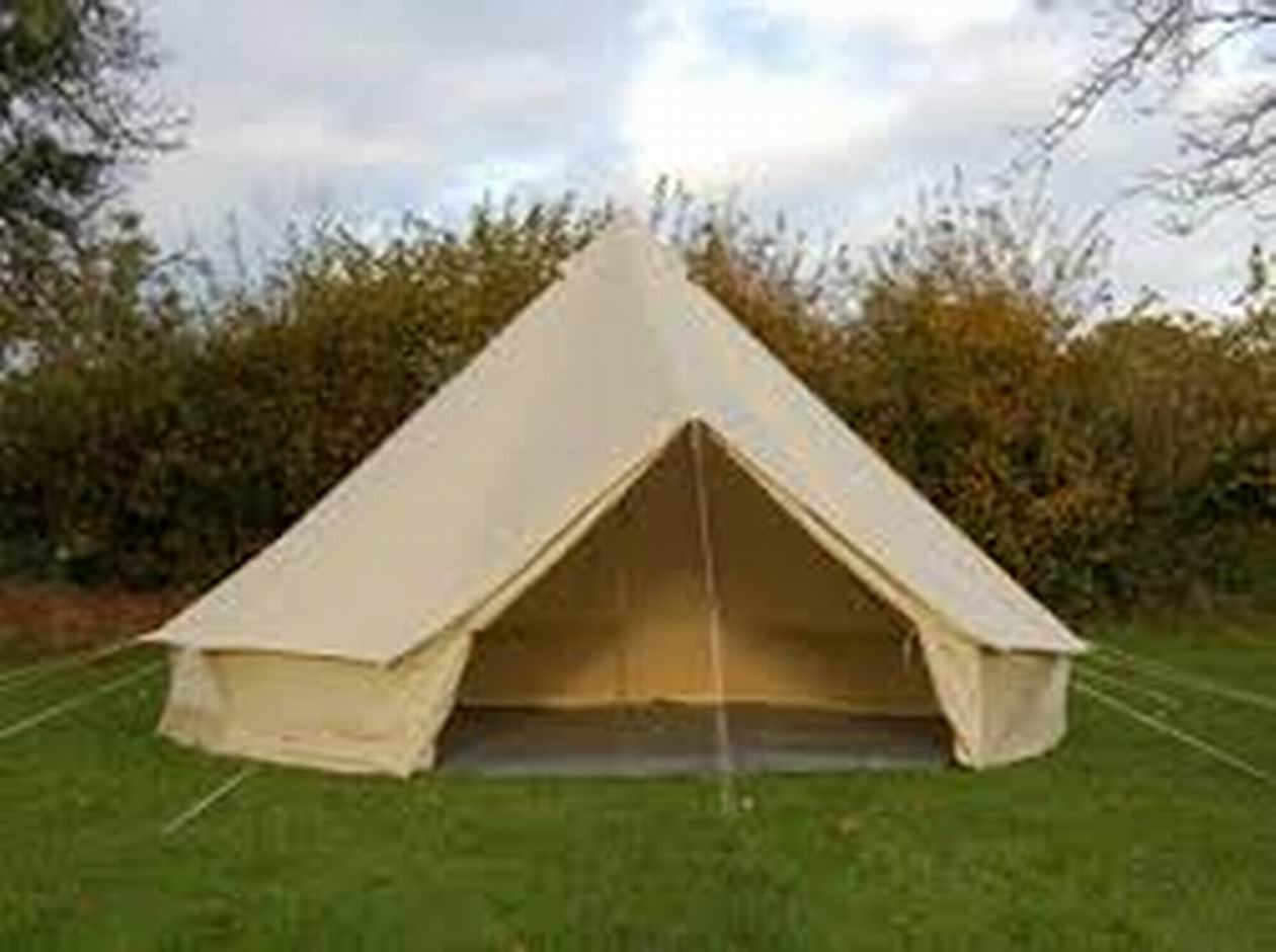 Sales 3/4/5/6/7m canvas bell tent