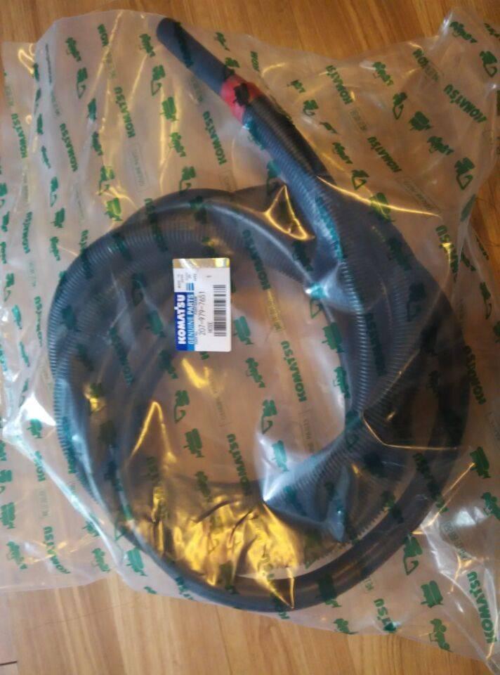 supply komatsu excavator PC300-7 HOSE 207-979-7650