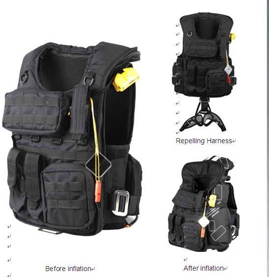 Flotation Bulletproof Vest