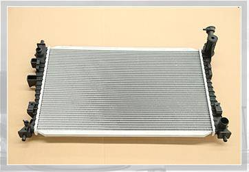 High quality automotive auto car radiator