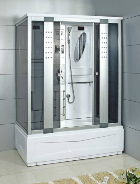 Bathroom showers water repellent shower enclosures