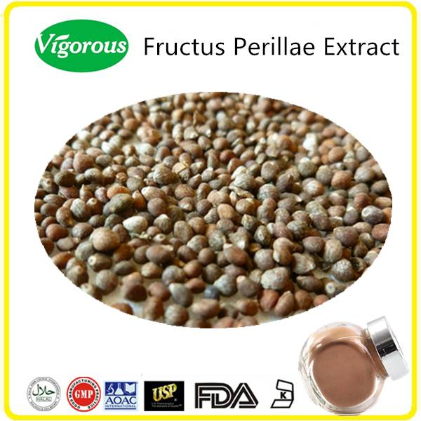 Natural Kohser Halal Fructus Perillae Extract Powder