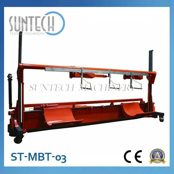 Suntech Low Price Motorized Warp Beam Lift Trolley With Harness Mounting Device