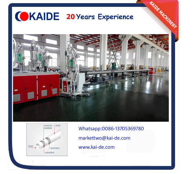 EVOH/PEXB Pipe Production Machine(Whatsapp 86-13705369780)