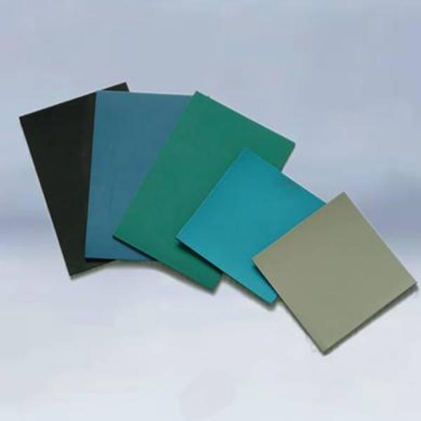 Oil-resistance non-asbestos rubber sheet
