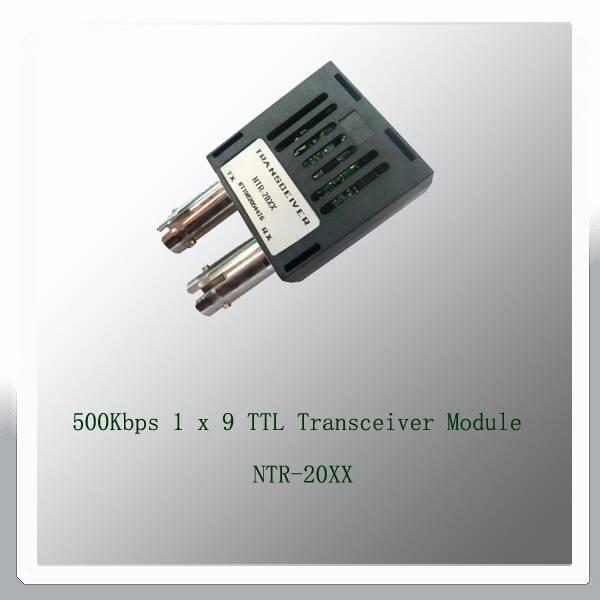 500Kbps 1 x 9 TTL Transceiver Module