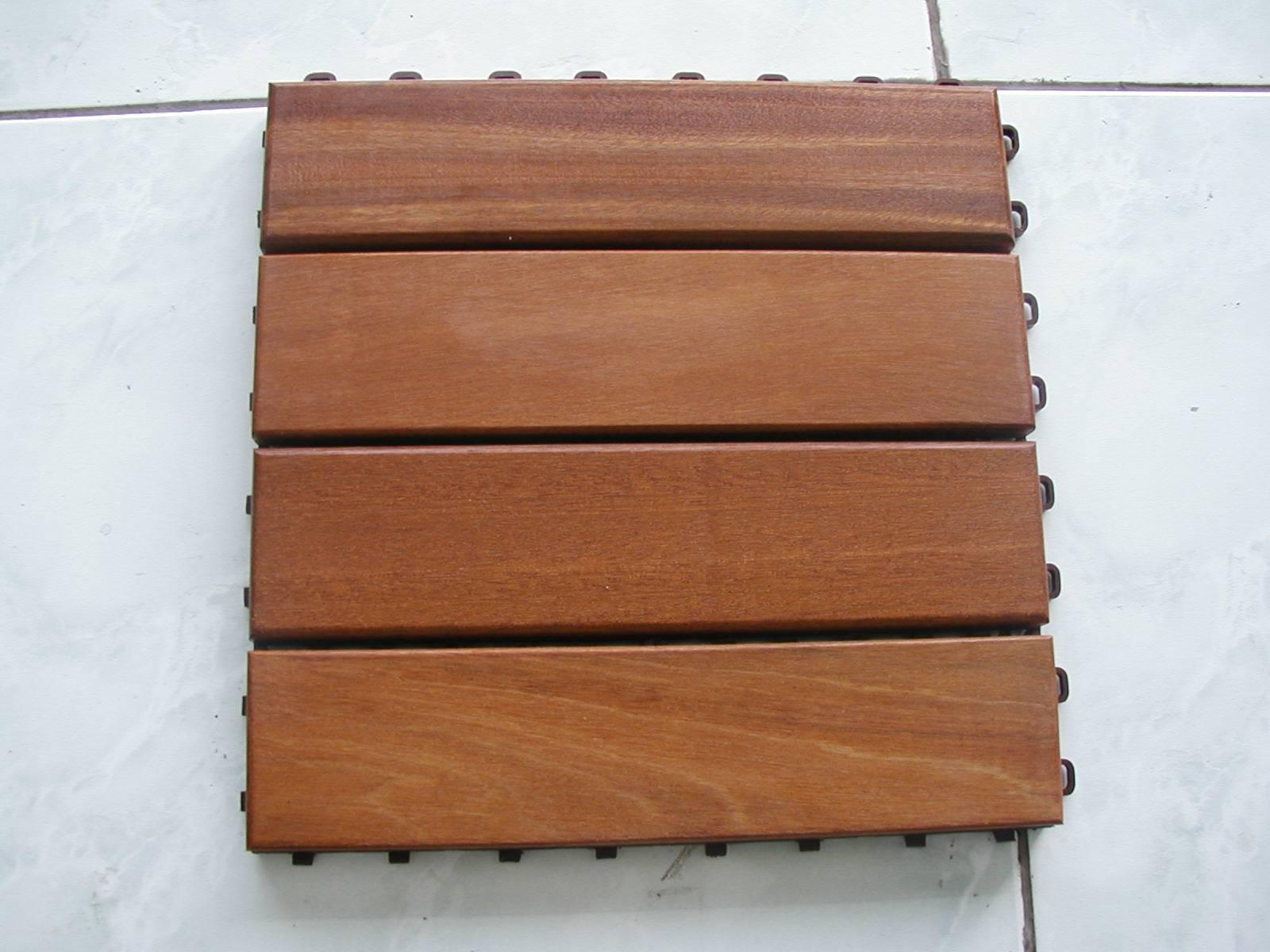Joint Wood / Garden Tile