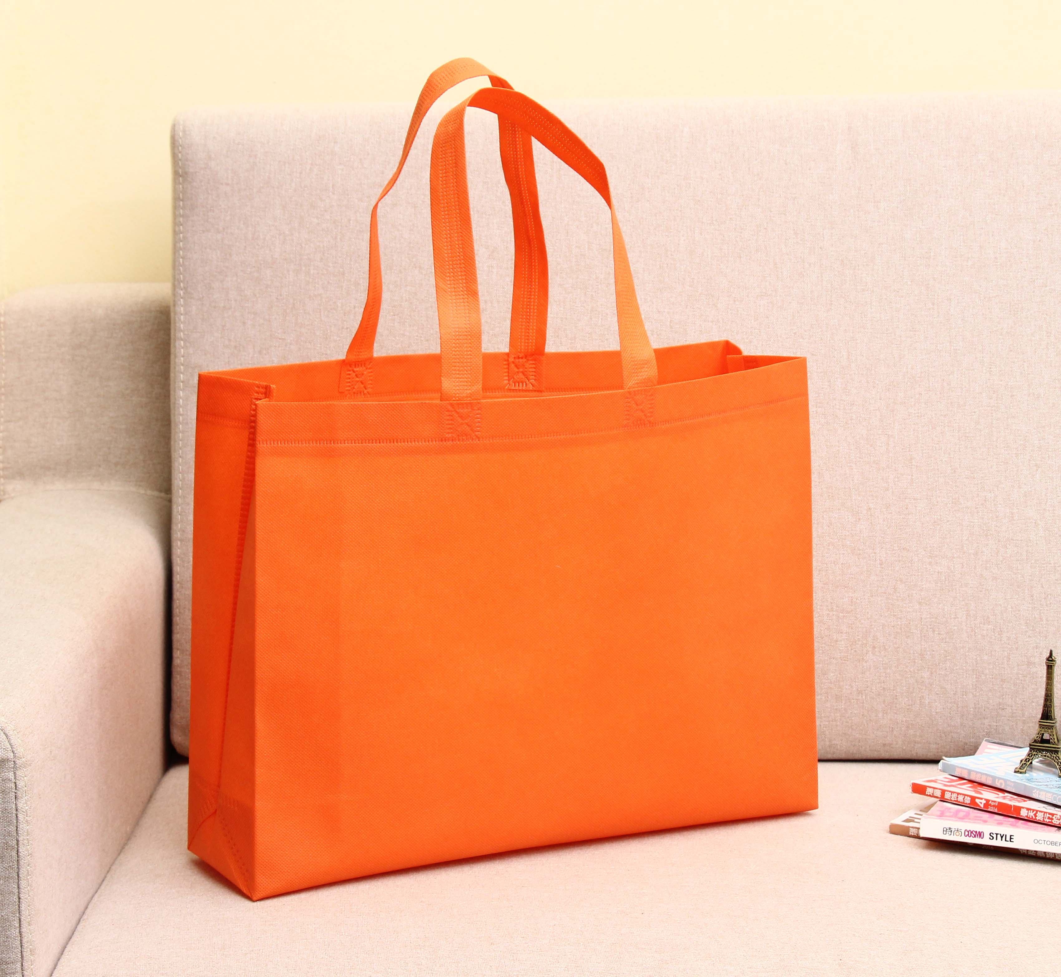 Simple Nonwoven Shopping Bag