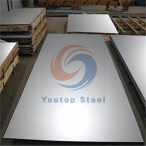 Stainless steel sheets for decoration